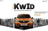 Renault confirma que o pequeno Kwid será mostrado oficialmente em junho