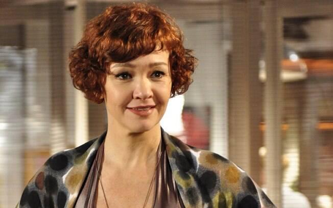 Julia Lemmertz aceitou o convite para viver a nona e última Helena na próxima novela de Manoel Carlos