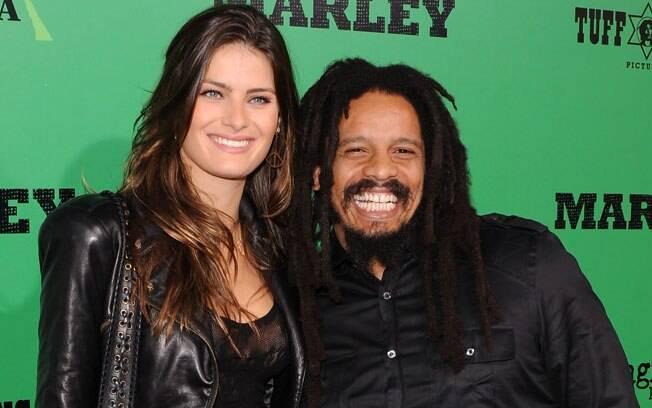Isabeli Fontana e Rohan Marley: será o fim do namoro?