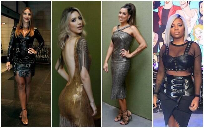 Ivete Sangalo, Fernanda, Juliana e Ludmilla
