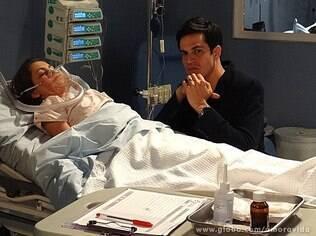 Félix ainda faz o bom tio se solidariza com a situação da sobrinha