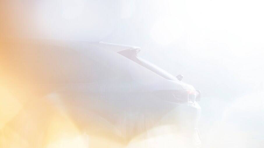 Novo Honda HR-V terá visual exclusivo e dimensões próximas do Jeep Compass