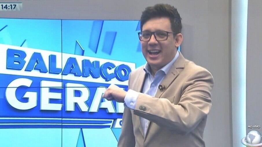 Erlan Bastos deixará filial da Record