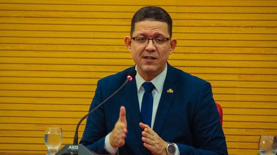 Marcos Rocha, governador de Rondônia