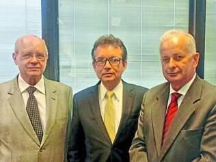 Desenvolvimento Econômico.  Secretários de Contagem se encontraram com Secretário Estadual, em BH