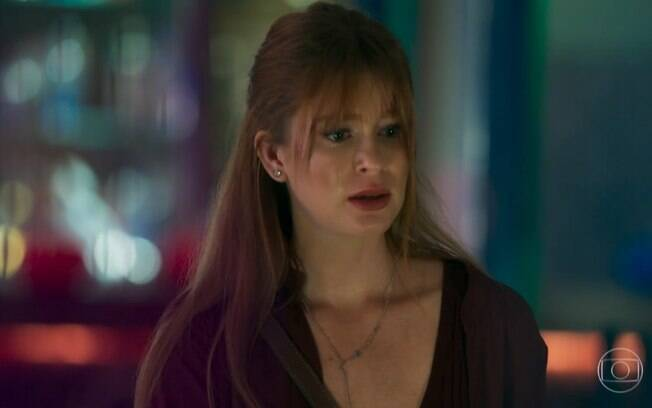 Ondina conversará com Luz e contará que é sua mãe em
