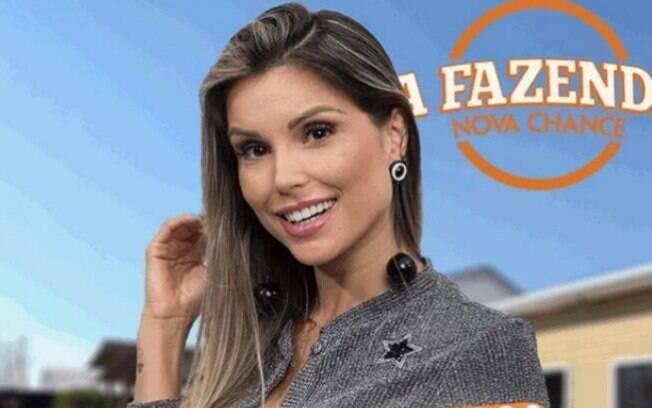Flávia Viana é a grande campeã de A fazenda 2017
