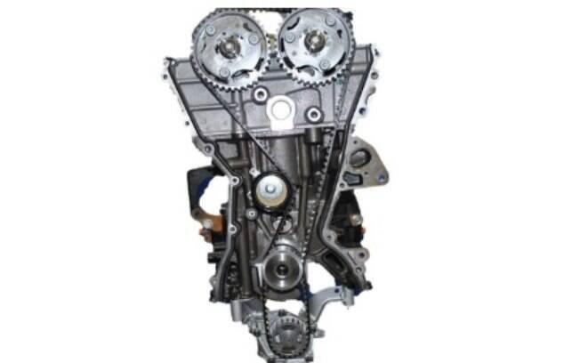 Motor tri-cilíndrico do Ford Ka