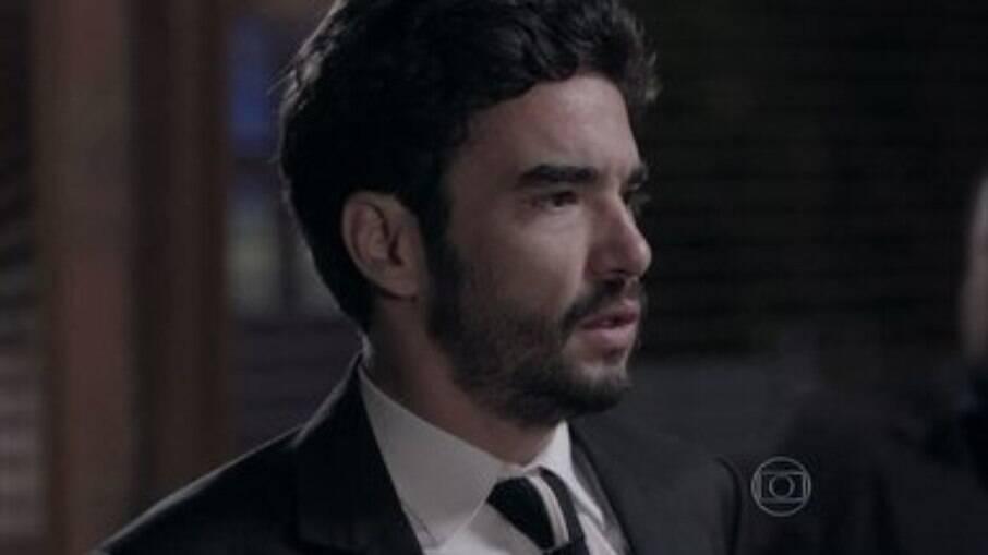 José Pedro é denunciado à polícia