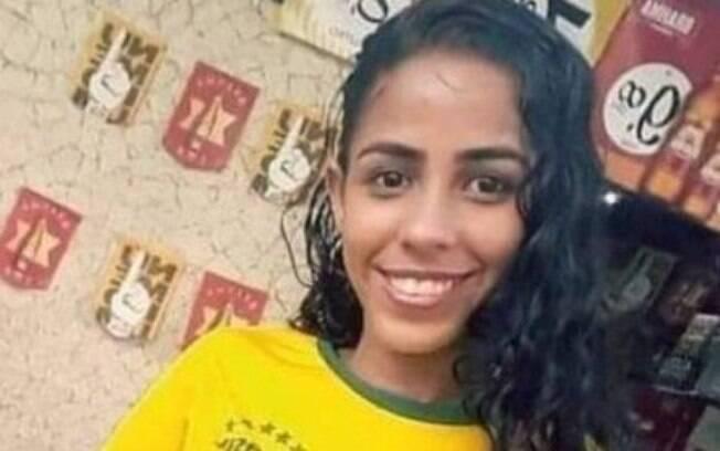 Kátia Cristina da Silva é suspeita de atear fogo no ex-namorado