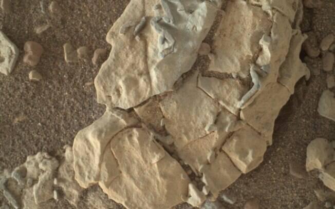 Para o pesquisador Barry DiGregorio, esses podem ser vestígios fossilizados de vida em Marte
