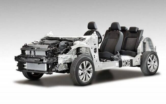 VW T-Sport, MQB, SUV