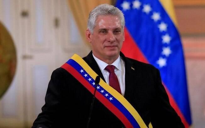 Miguel Díaz-Canel%2C presidente de Cuba
