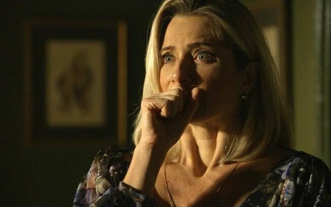 Marilda desconfia que Eurico está envolvido nas mortes de