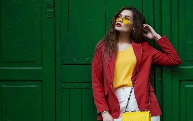 Blazer colorido: descubra o porquê você deve investir nele!