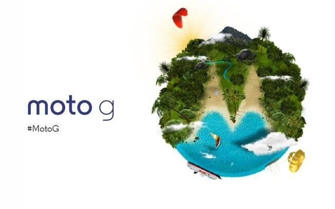 Site criado pela Motorola anuncia evento de lançamento do Moto G para 13 de novembro