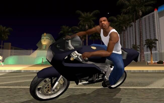 GTA San Andreas ainda é jogado online por mais de 1 milhão de usuários