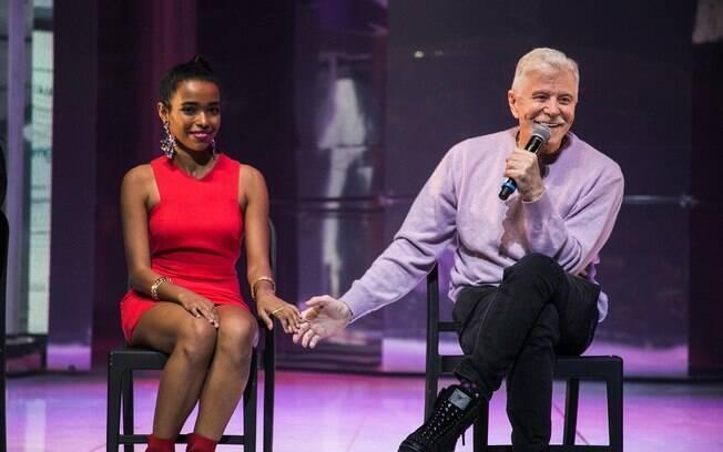 Amanda Souza viverá a primeira fase de Donna Summer