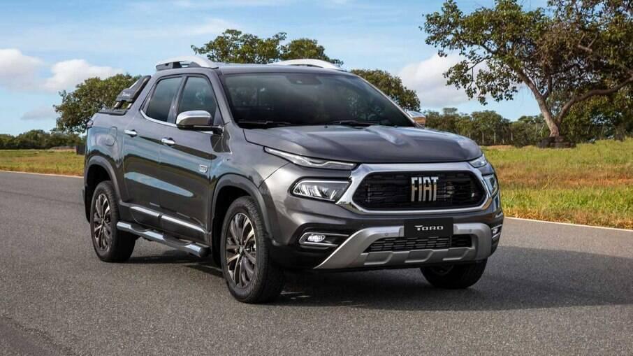 Fiat Toro Ranch 2022 é um dos exemplos de picapes com apelo aventureiro, mais próximos de SUVs