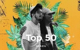 Luan Santana e Mc Kekel comemoram 200 milhões de visualizações de clipe