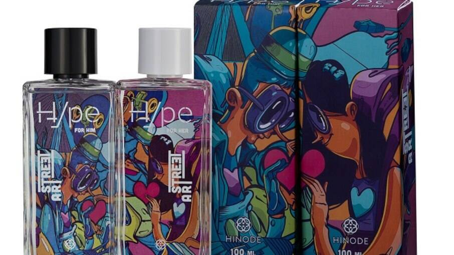 O perfume sai a R$ 99,90