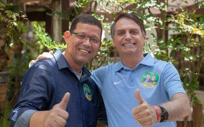 Expedito Júnior (PSL) contou com o apoio e a popularidade do presidente eleito, do mesmo partido, para ser eleito novo governador de Rondônia