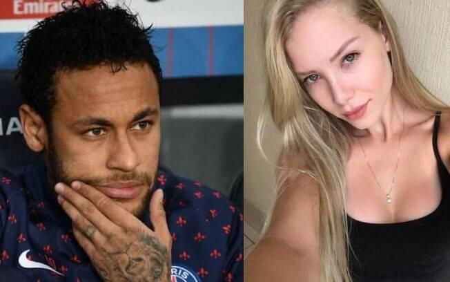 Najila Trindade acusa Neymar de estupro