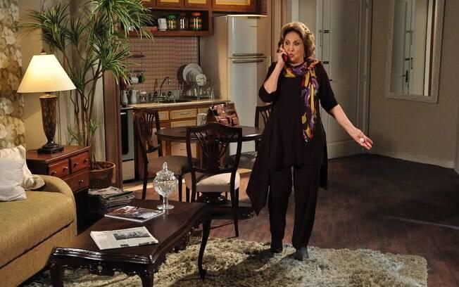 Íris ameaça Tereza Cristina para conseguir ajuda financeira