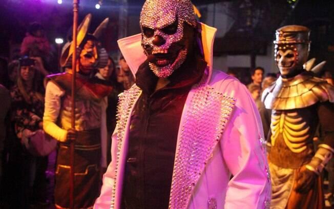 Hora do Horror é uma das principais atrações do parque de diversões; aproveite o feriado no Hopi Hari