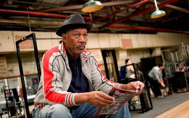 Morgan Freeman em