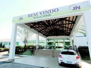 Espaço. Resort recebe seleção uruguaia em Sete Lagoas durante o Mundial