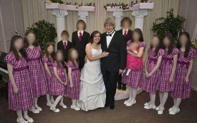 O casal Turpin prendeu e torturou por anos os 13 filhos; David e Louise foram condenados à prisão perpétua
