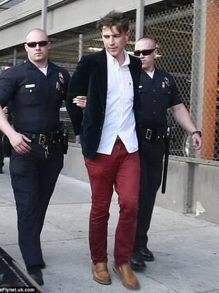 Brad Pitt agredido em Los Angeles
