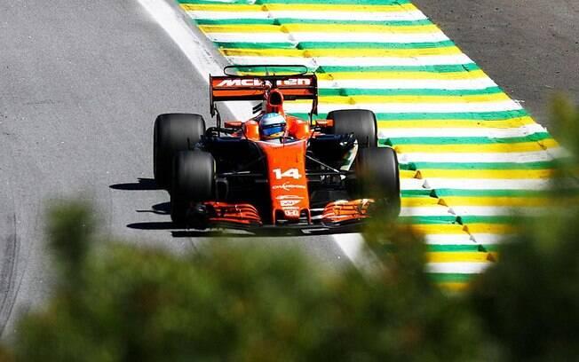 Após tentativa de roubo, Pirelli e McLaren cancelam testes de pneus em Interlagos