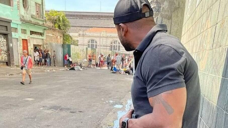 Delegado 'Da Cunha' é alvo de investigação na corregedoria da Polícia Civil de São Paulo