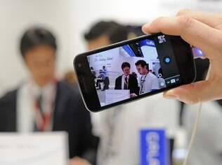 Galaxy Nexus é um dos aparelhos que a Apple tentava bloquear nos EUA