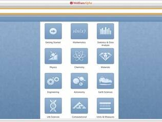 Wolfram Alpha para desktops está disponível para download