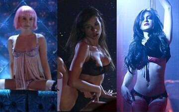 As cenas de striptease mais emblemáticas do cinema e da TV