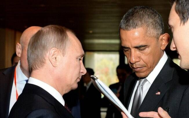 Obama e Putin conversaram por telefone sobre o acordo assinado no último dia 12 pelo International Syria Support Group (ISSG), na Alemanha