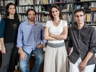 Os arquitetos do Una não se intimidam com os problemas da cidade e buscam soluções viáveis