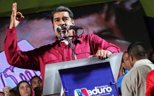 Em novembro, de acordo com a Assembleia Nacional da Venezuela, a inflação