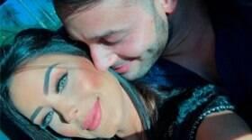 Ivy Moraes engata romance com amor do passado