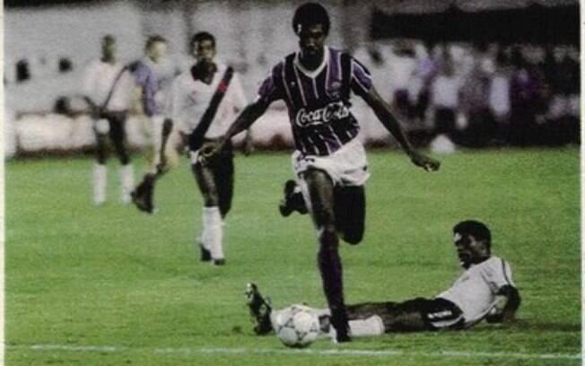 Grêmio x Vasco pela Libertadores de 1990