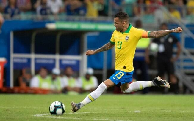 Jogo da seleção brasileira nas quartas da Copa América é o destaque da agenda do futebol desta quinta-feira