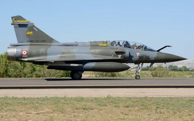 Primeiro Mirage 2000D modernizado é entregue à Força Aérea Francesa