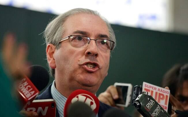O presidente da Câmara reforça as críticas ao governo a medida que é pressionado pelas investigações da Lava Jato. Foto: José Cruz/Agência Brasil - 19.11.15