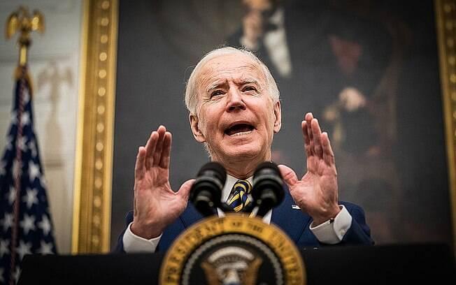 Senador republicano pede a Biden que reduza o plano de infraestrutura para US$615 bi