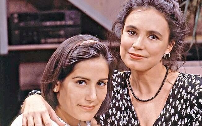 Glória Pires e Regina Duarte