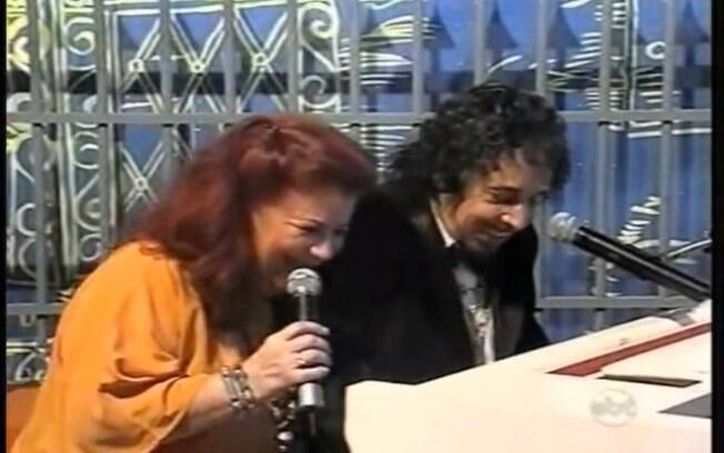 Beth Carvalho e Benito di Paula