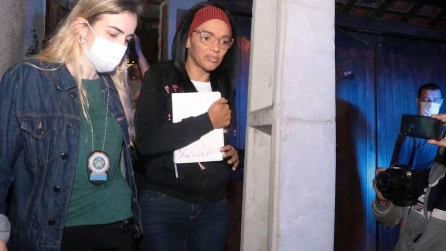 Ex-deputada encontrava-se no Instituto Penal Santo Expedito e continuará no complexo de Bangu, no Rio de Janeiro
